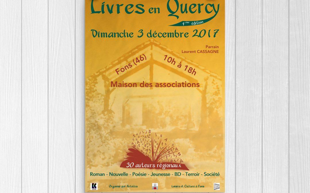 Livres en Quercy