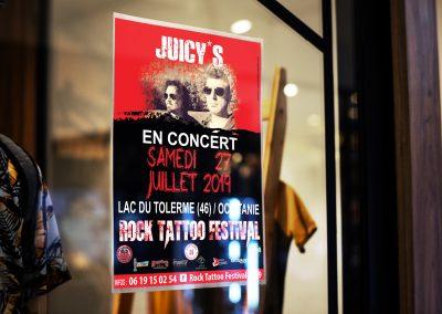 Affiche Juicy*s