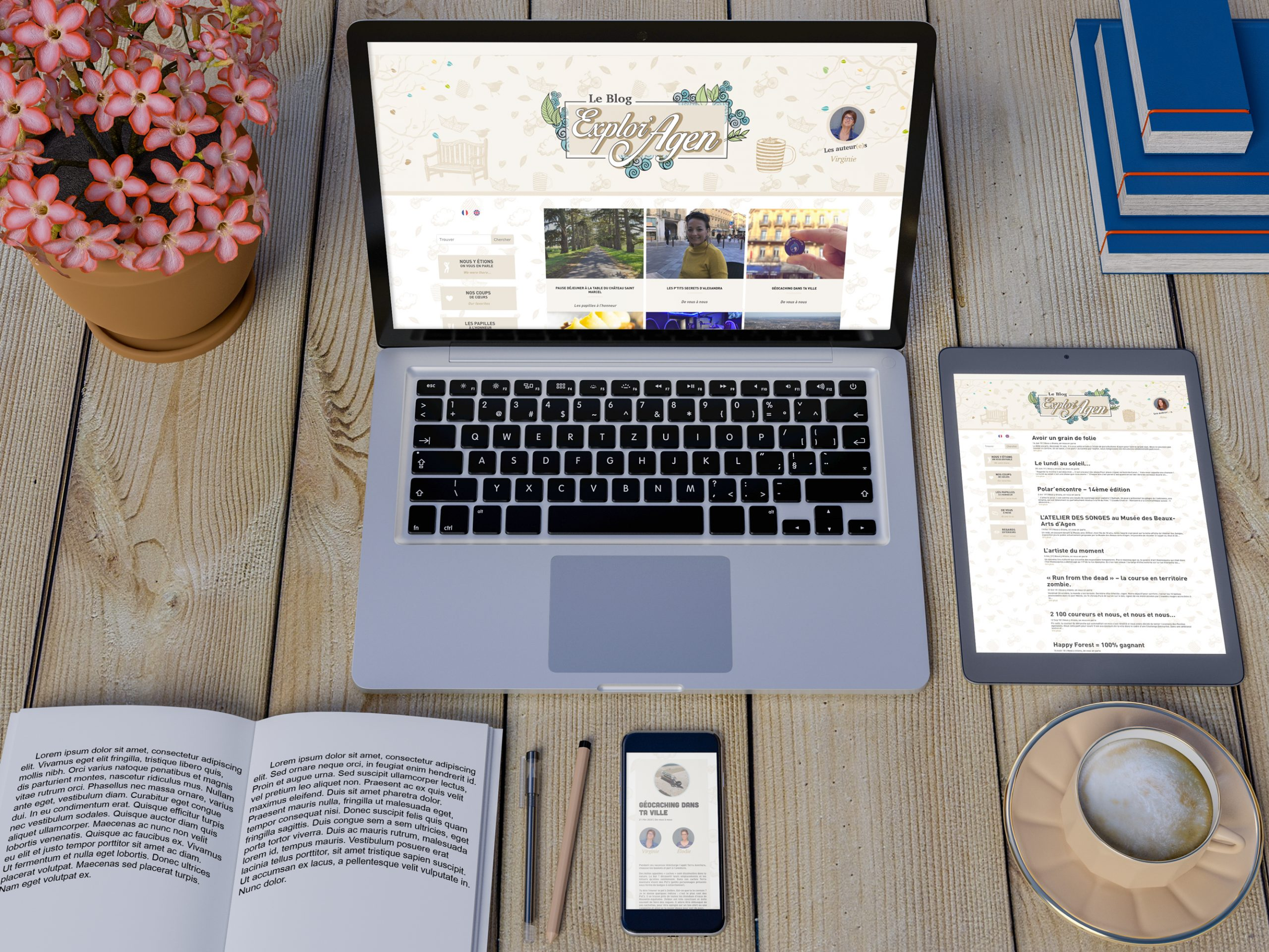 Blog explor'Agen