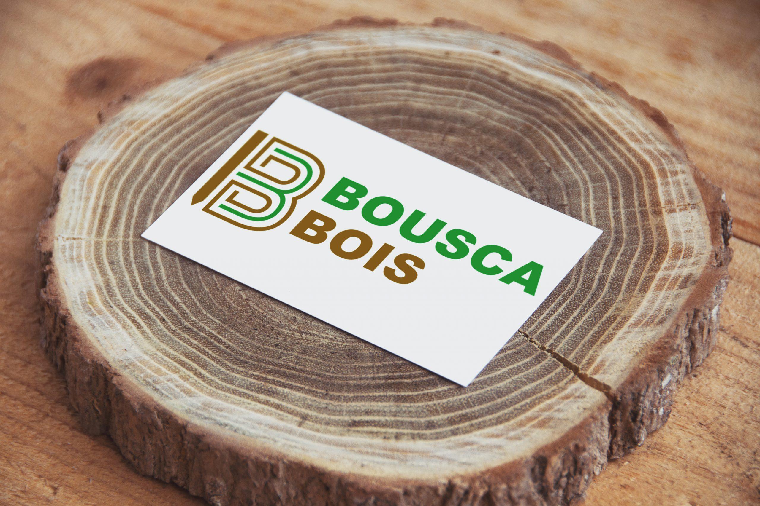 Logo Bousca Bois
