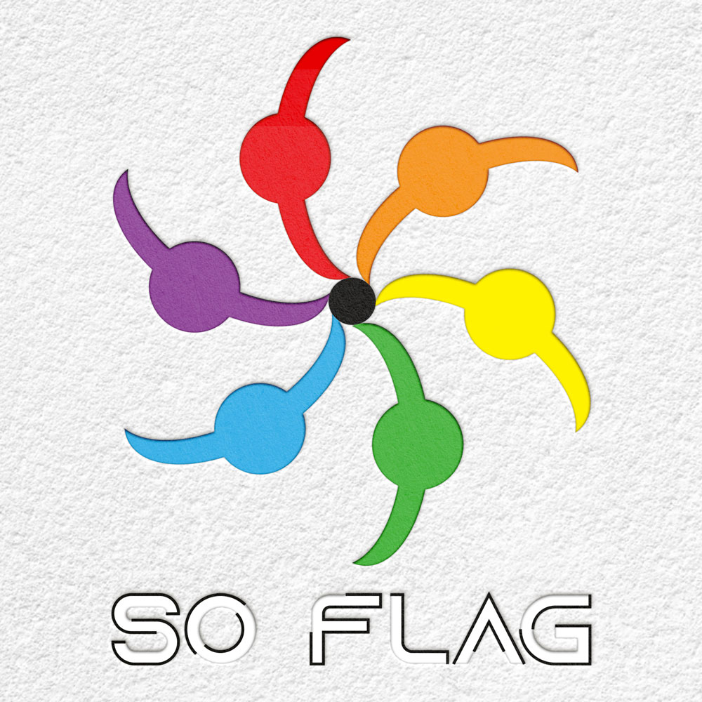 Logo So flag