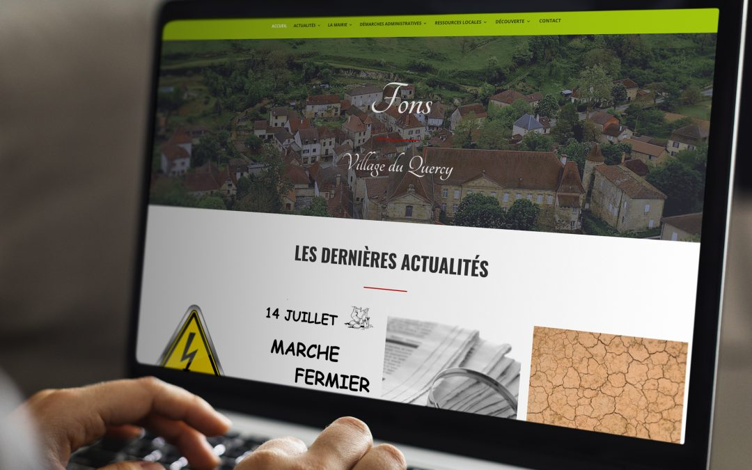 Mairie Fons