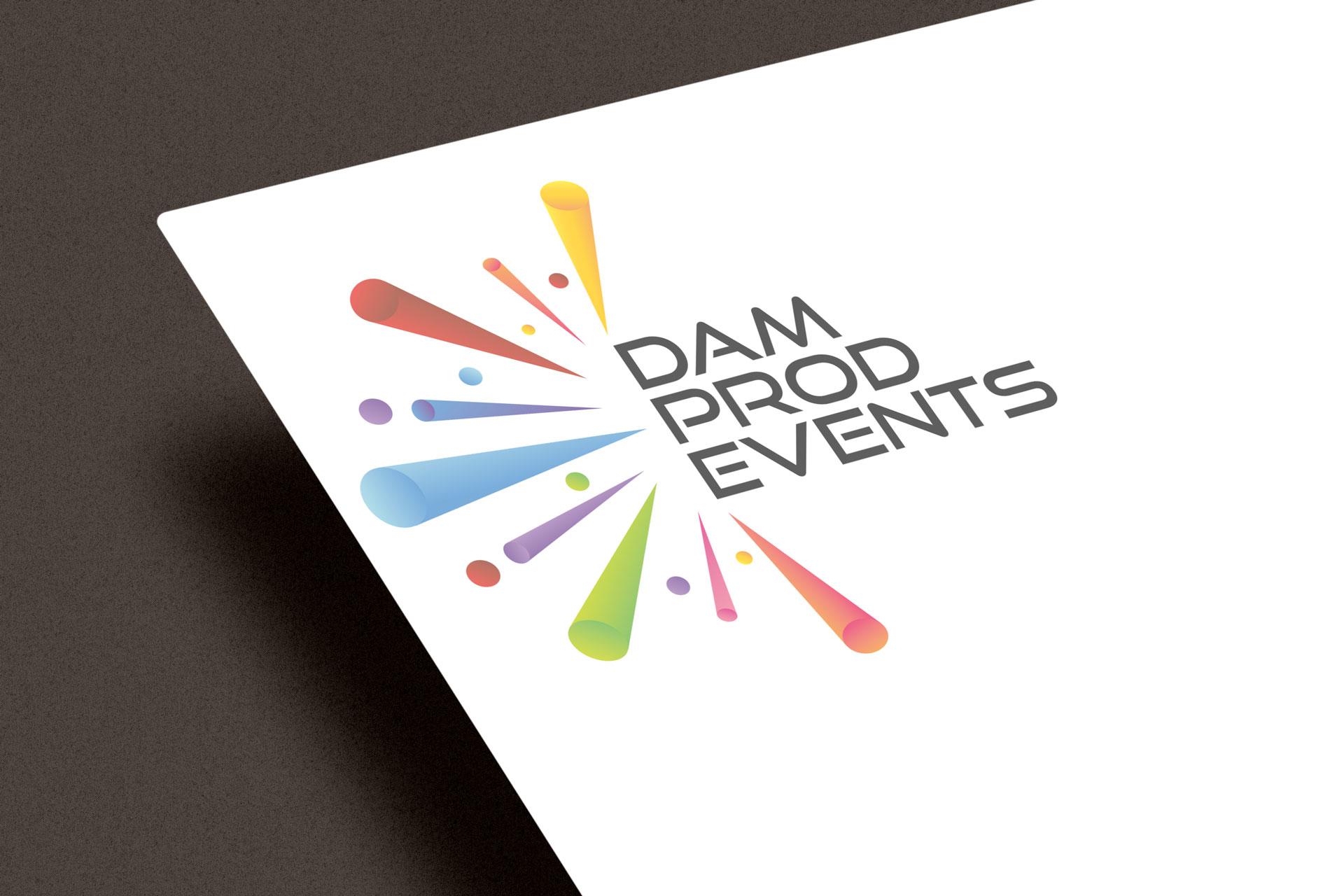 Logo Dam prod event