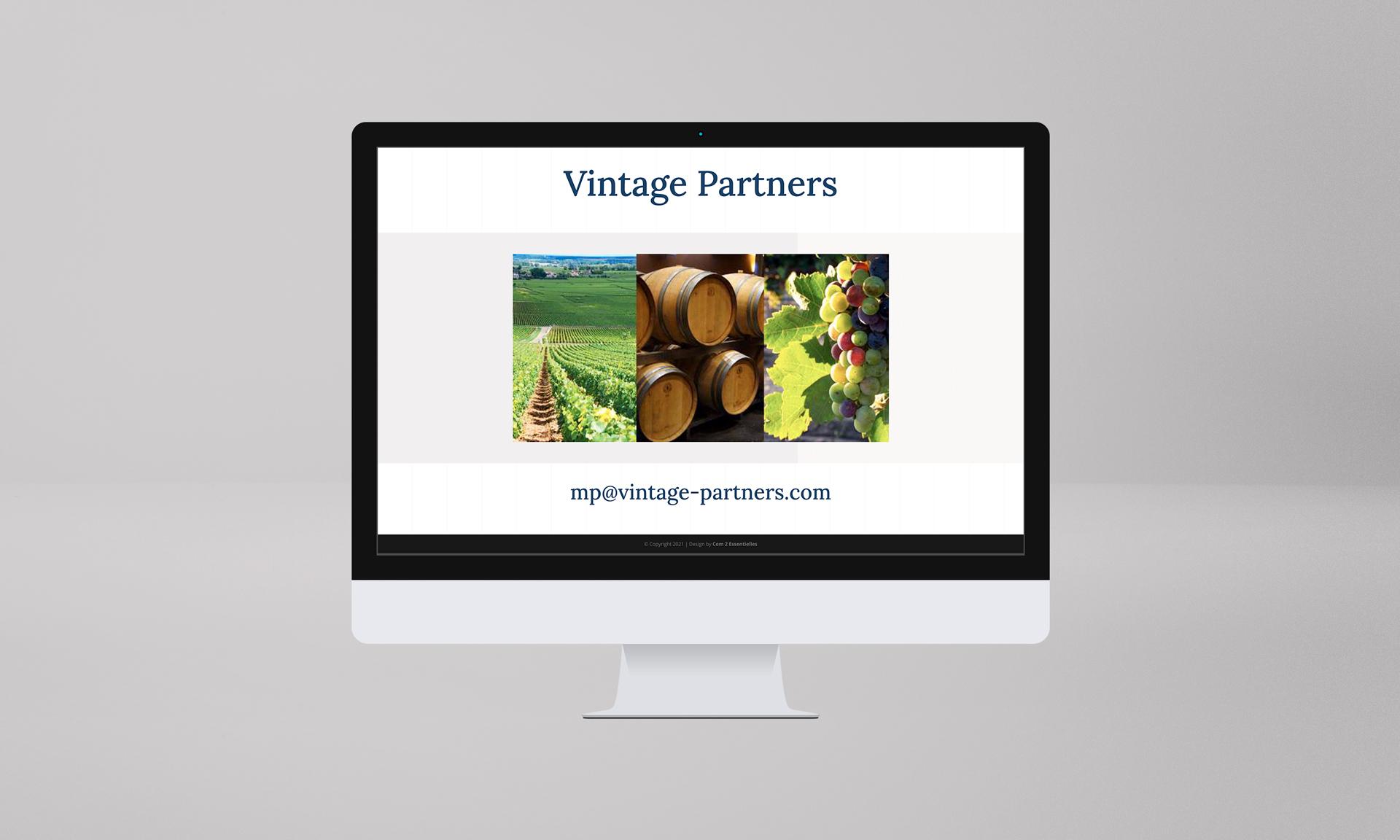 Site Vintage partners