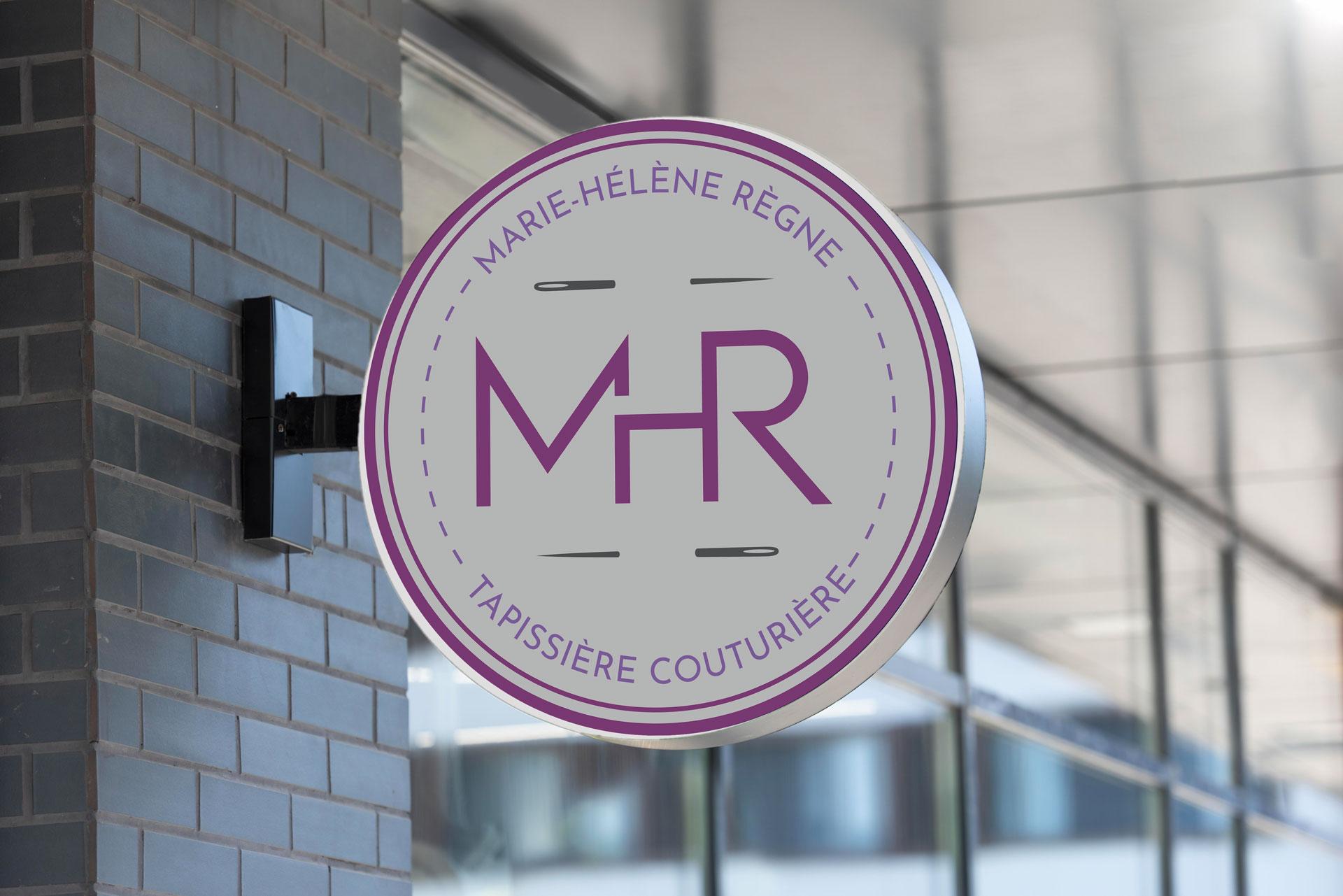 Logo Marie-Hélène Règne